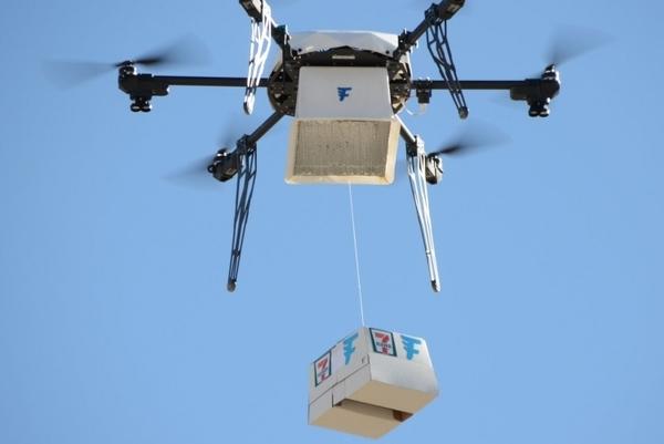 Alphabet получила разрешение на доставку грузов дронами в США