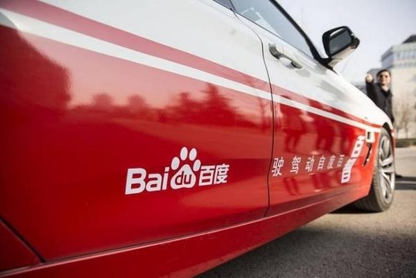 Baidu финансирует разработку лазерных радаров для беспилотных автомобилей
