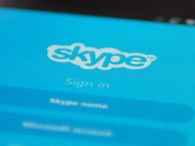 Мобильная версия Skype обзавелась фильтрами для видеосообщений