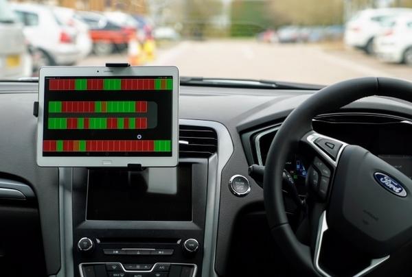Ford научит автомобили отслеживать свободные места на парковках
