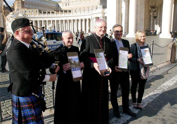 Шотландская католическая церковь запустила приложение для исповедей