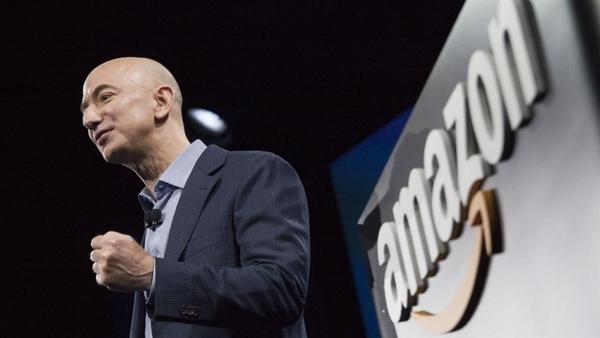 Глава Amazon впервые вошёл в тройку самых богатых людей планеты
