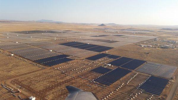 Норвежская компания хочет построить в Украине две мощные солнечные электростанции