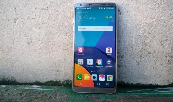 LG продолжает выпускать смартфоны себе в убыток