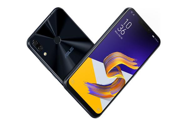 В Украине стартуют продажи флагманского смартфона ASUS ZenFone 5z