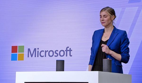 Голосовые помощники от Microsoft и Amazon подружились