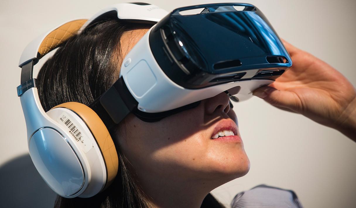 Samsung сделает виртуальную реальность своим приоритетом