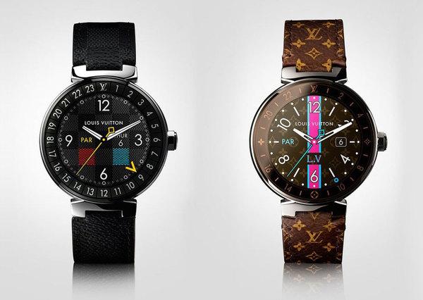 Louis Vuitton представил собственные «умные» часы за $2500