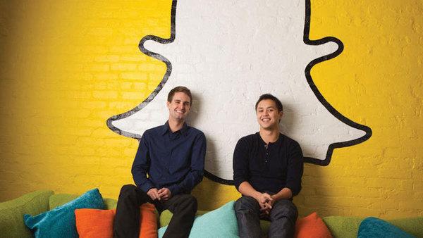 Основатели Snapchat хотят сохранить контроль над компанией после IPO