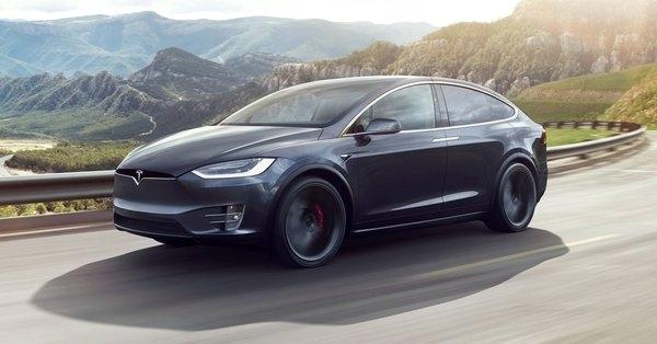 Tesla Model X получил высшую оценку по безопасности