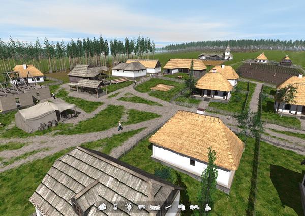 Харьковчанин в одиночку разрабатывает градостроительную стратегию об украинском селе 18 века