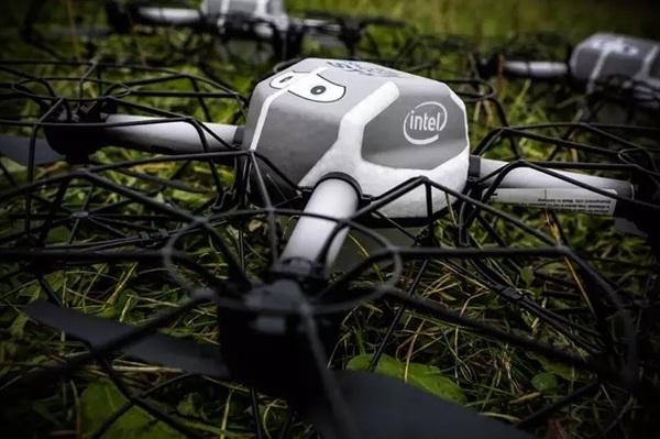 Световое шоу из 500 дронов установило мировой рекорд