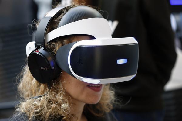 Sony реализовала уже более 900 тысяч PlayStation VR