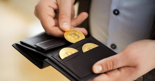 В Киеве на Бессарабском рынке начали принимать к оплате криптовалюты