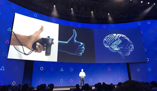 Facebook рассказал о своих разработках в области набора текста силой мысли