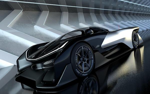 Faraday Future представит готовый к производству электромобиль на выставке CES