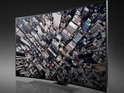 Samsung разработал технологию сгибания телевизора в зависимости от происходящего в кадре