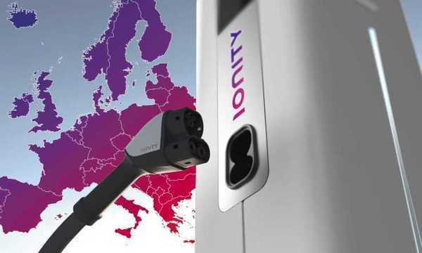 BMW, Mercedes, Ford и Volkswagen создадут обширную сеть станций для быстрой зарядки электрокаров