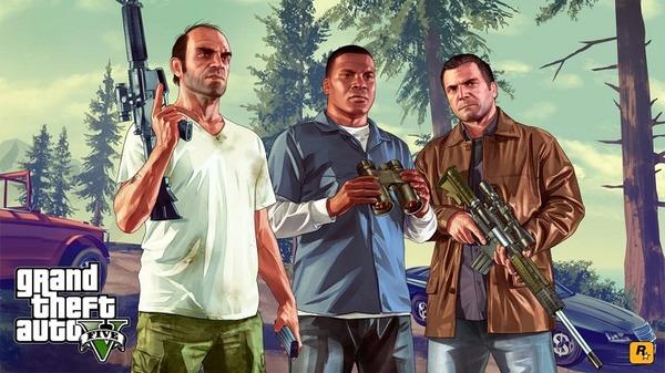 GTA V принесла гораздо больше денег, чем самый успешный фильм в истории — «Аватар»
