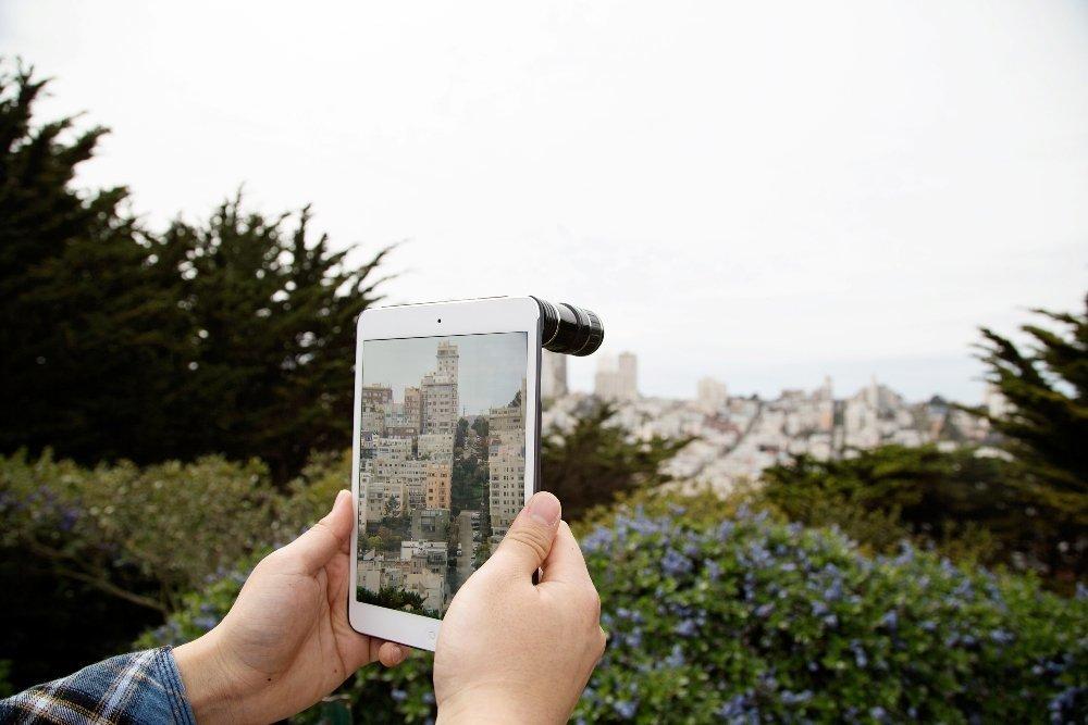 это развитие как фотографироваться на планшет больших городах