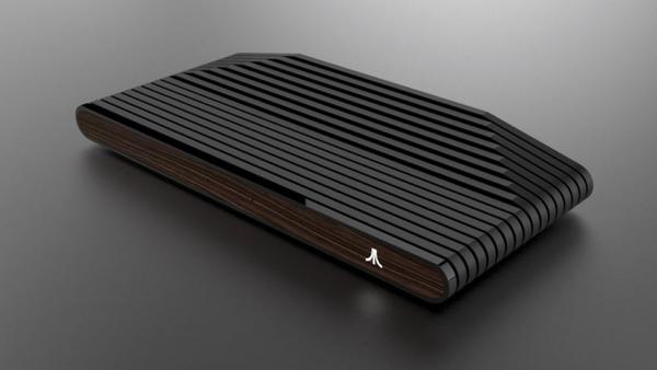 Легендарная Atari показала новую игровую консоль
