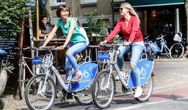 В Киеве повторно запускают сервис проката велосипедов Nextbike