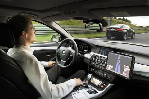 Samsung будет разрабатывать системы самоуправления автомобилей вместе с BMW и Panasonic