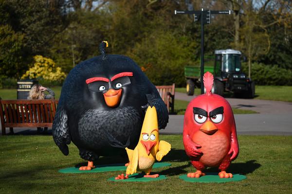 Разработчик Angry Birds анонсировал IPO
