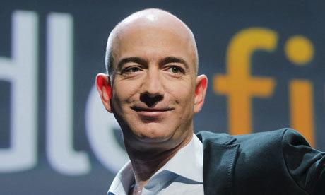 Глава Amazon признан журналом Fortune величайшим лидером в 2016 году