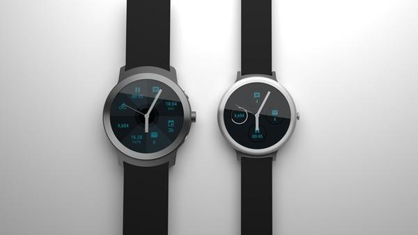 LG займется производством часов для Google