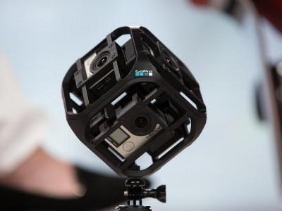 GoPro запустит сервис для создания VR-видео
