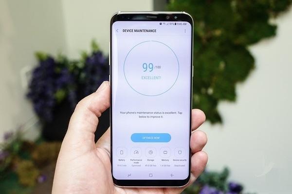 Аккумуляторы в Galaxy S8 и Galaxy S8 Plus за год деградируют только на 5%
