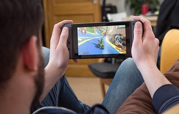 Nintendo Switch разошлась тиражом в 1,5 миллиона за первую неделю