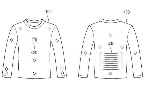Смарт-одежда Samsung сможет аккумулировать энергию для подзарядки гаджетов