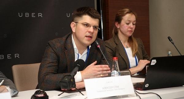 Uber откроет большой офис в Украине