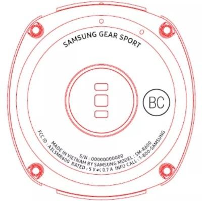 Samsung выпустит устройство под названием Gear Sport