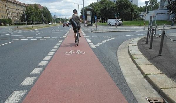 В Киеве заработала онлайн-карта велосипедной инфраструктуры