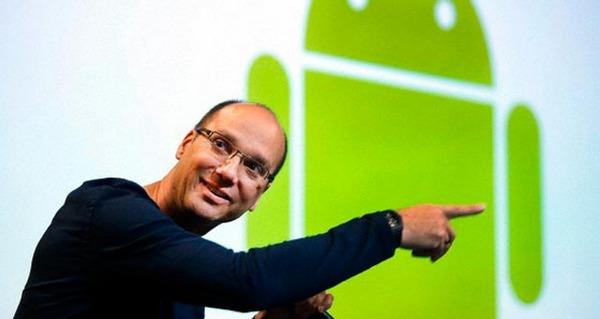Создатель Android продемонстрировал тизер первого смартфона, разрабатываемого его компанией