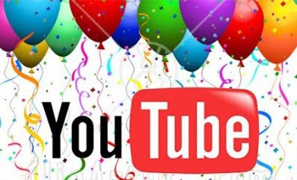 1 youtube поздравления