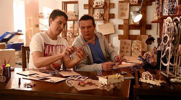 Основатель украинского разработчика 3D-пазлов Ugears продал свою долю в компании