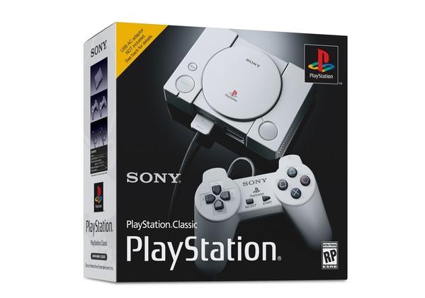 Sony анонсировала «ремейк» оригинальной PlayStation 1994 года