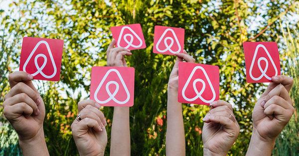 Airbnb будет предоставлять домовладельцам долю в компании