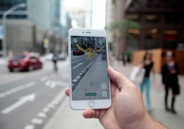 Pokemon Go достиг выручки в $500 миллионов в рекордные сроки