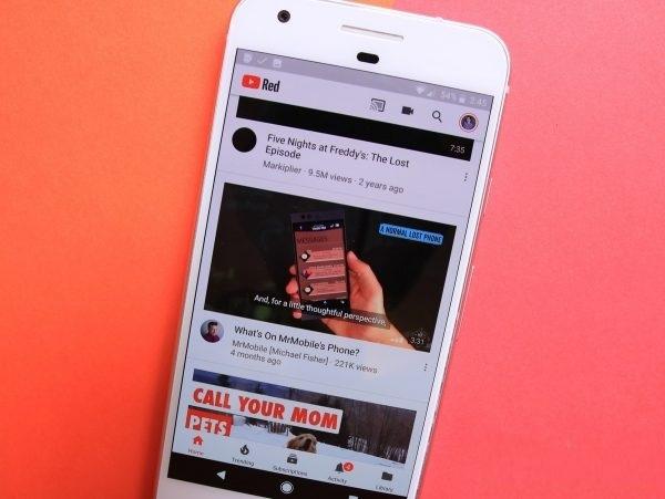 В приложении YouTube появится автоматическое воспроизведение видео
