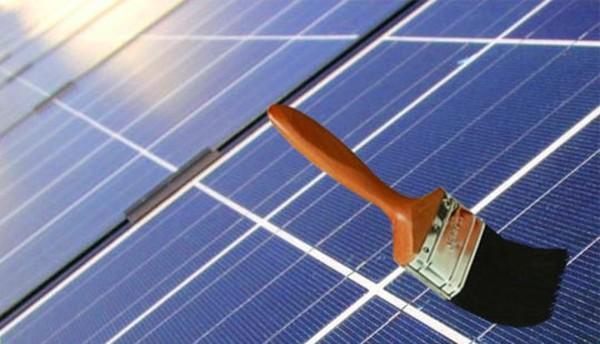 Солнечная краска может стать новым источником энергии