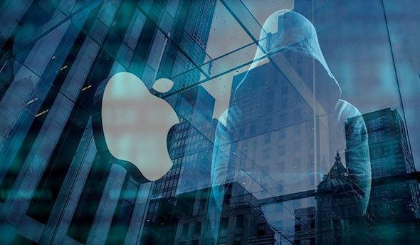 Один из хакеров, шантажирующих Apple, был арестован в Лондоне