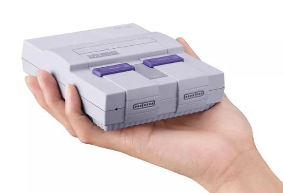 Nintendo решила выпустить еще одну ретро консоль