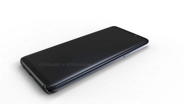 Каким будет Galaxy S9? (Видео)