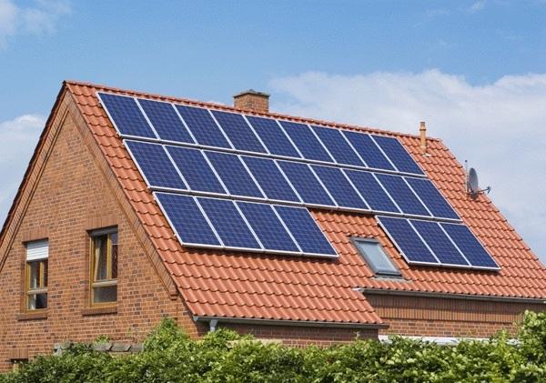 В первом полугодии более 500 украинских домохозяйств обзавелись солнечными панелями