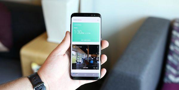 Samsung собирается встраивать голосовой помощник Bixby даже в стиральные машины